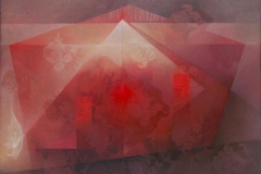 Rotes Tafeltuch